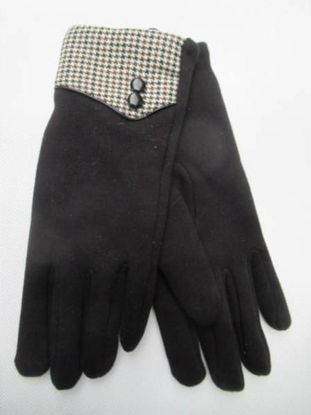 Rękawiczki Damskie CD20 MIX KOLOR M-L( Zamszowe )