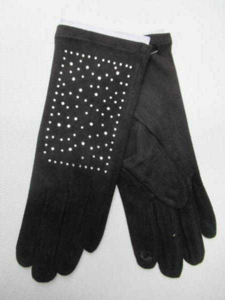 Rękawiczki Damskie A06 MIX KOLOR M-XL