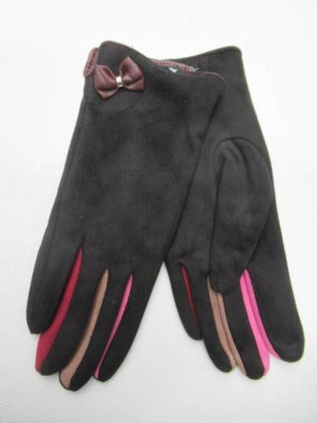 Rękawiczki Damskie C6 MIX KOLOR M-L