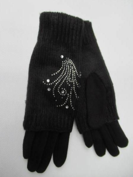Rękawiczki Damskie CA10 MIX KOLOR M-L
