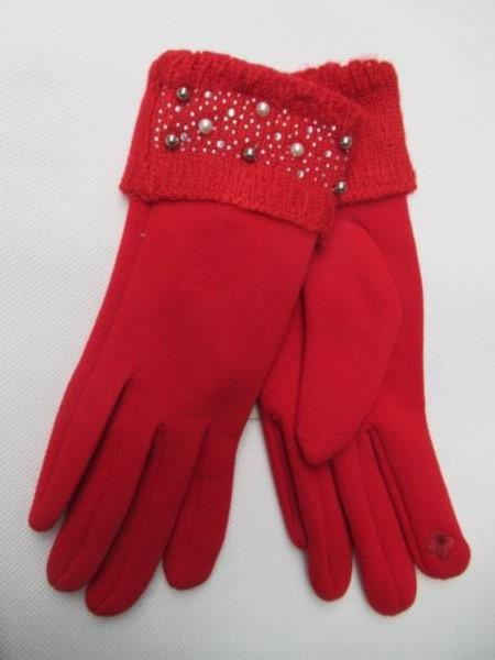 Rękawiczki Damskie NT18011  MIX KOLOR STANDARD