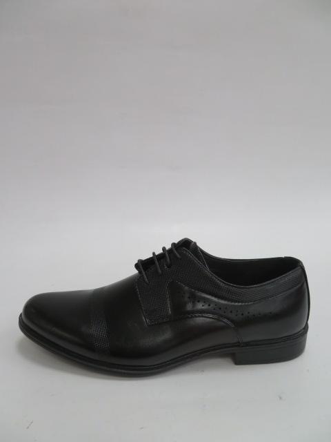 Półbuty Męskie MXC 453, Black/Black, 40-45