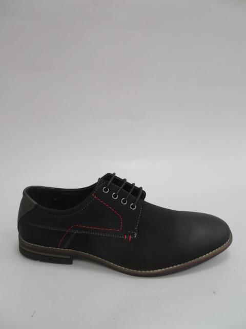 Półbuty Męskie MXC 422, Black, 40-45