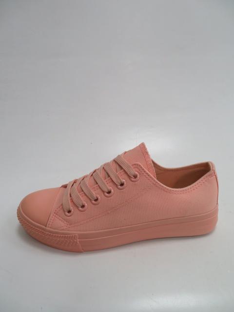 Trampki Damskie 825-1,Pink , 36-41