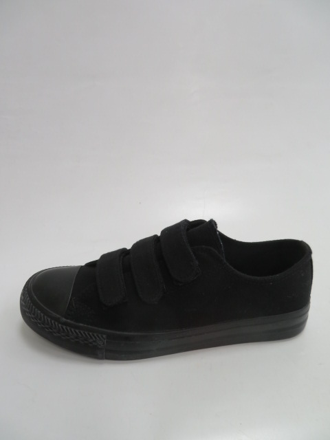 Trampki Damskie YBK-8, All black , 36-41