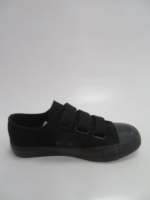 Trampki Damskie YBK-8, All black , 36-41