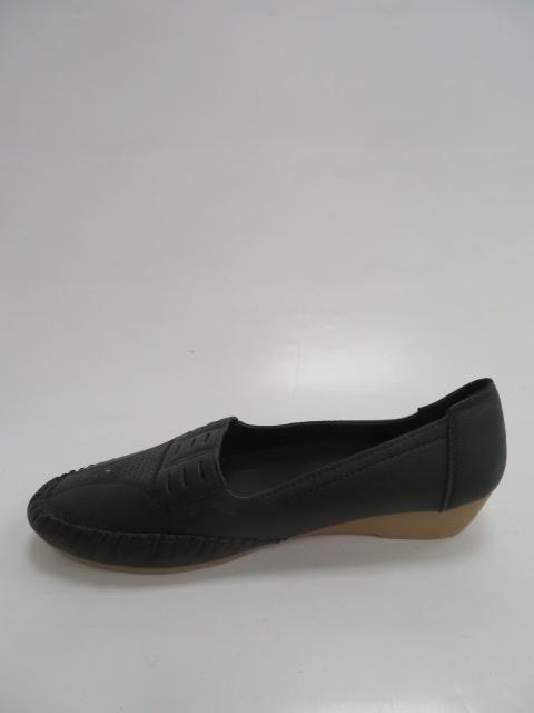 Półbuty Damskie LF01-1, Black, 37-42