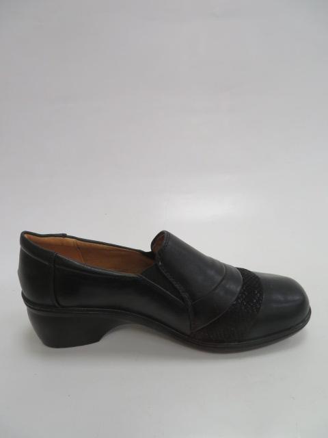 Półbuty Damskie 7171, Black, 37-42