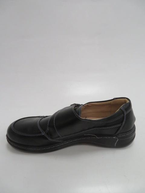 Półbuty Damskie 91025, Black, 36-42