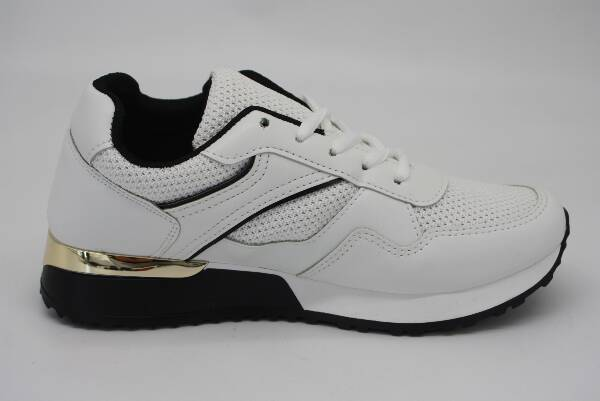Sportowe Damskie VL134, White/Black, 36-41