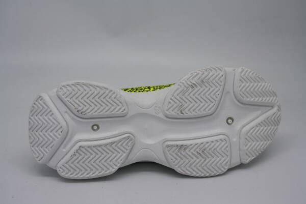 Sportowe Damskie W-3115, Yellow, 36-41