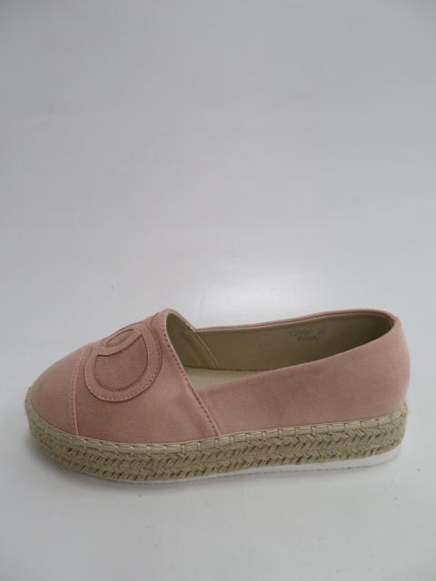 Baleriny Damskie  T379, Pink, 36-41