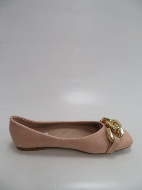 Baleriny Damskie  T390, Pink, 36-41