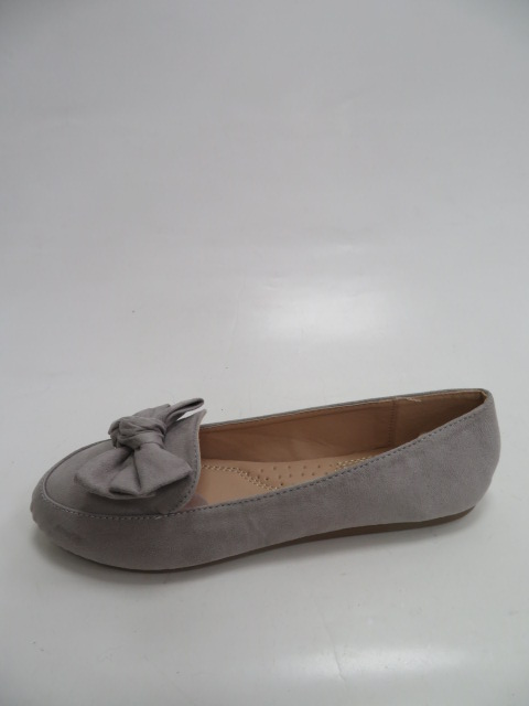 Baleriny Damskie  CD77, Grey, 36-41