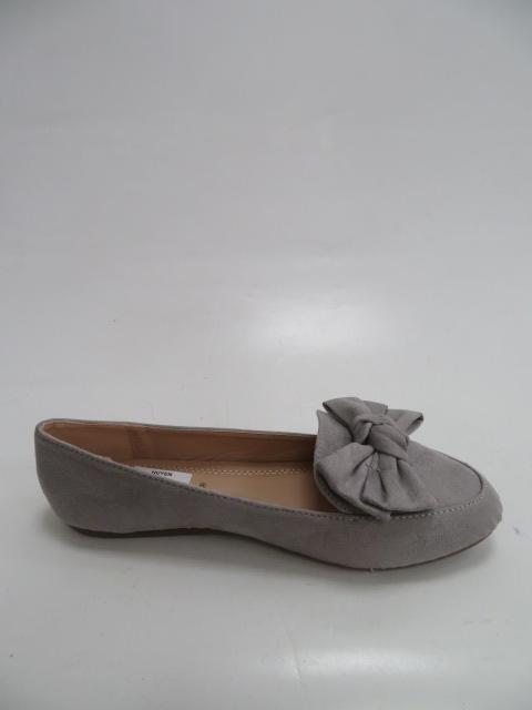 Baleriny Damskie  CD77, Grey, 36-41