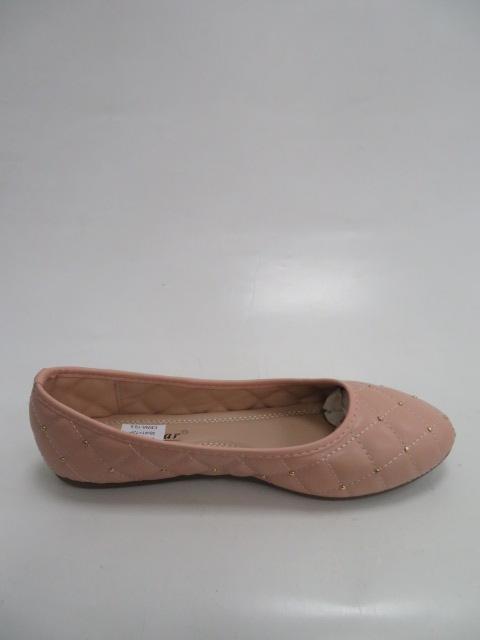 Baleriny Damskie  CD81, Pink, 36-41
