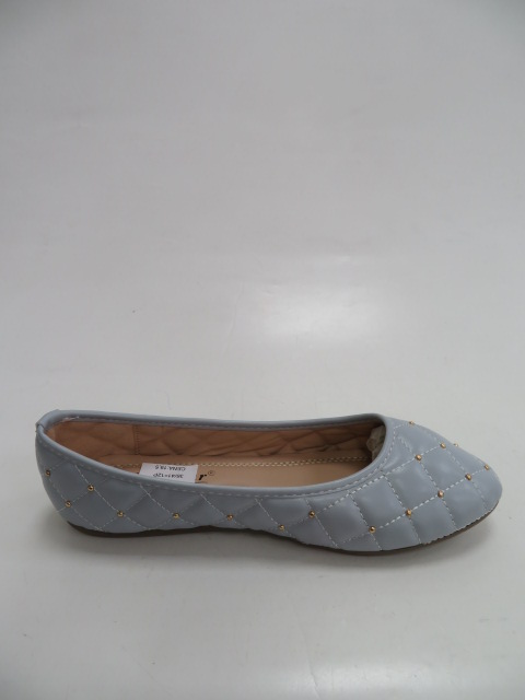 Baleriny Damskie  CD81, L.Blue, 36-41