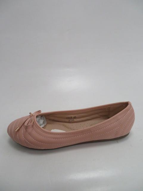 Baleriny Damskie  CD80, Pink, 36-41