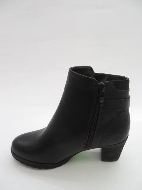 Botki Damskie 8823-1, Black, 36-41