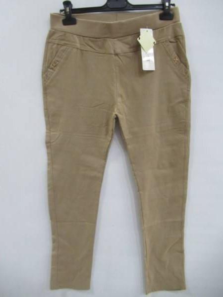 Spodnie Damskie W878 MIX KOLOR 2XL-6XL ( Ocieplane )