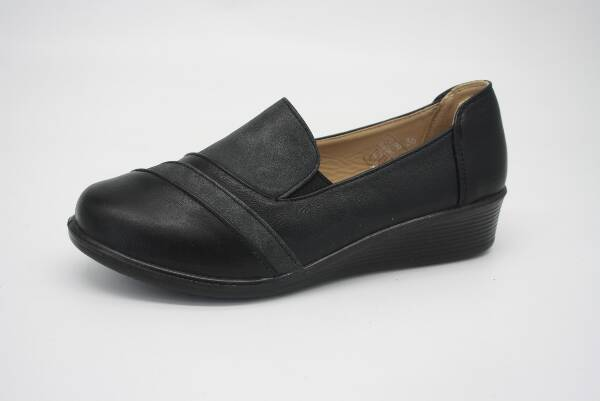 Półbuty Damskie Y196-6, Black, 36-41
