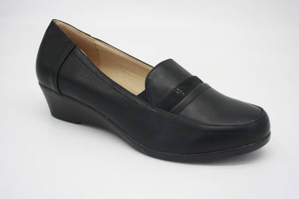 Półbuty Damskie Y191-3, Black, 36-41