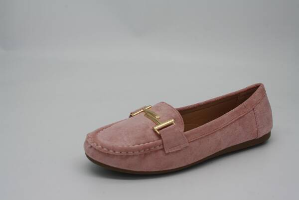 Półbuty Damskie CD76, Pink, 36-41