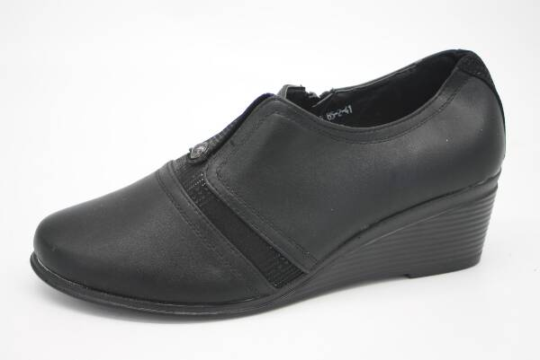 Półbuty Damskie Y85-2, Black, 36-41