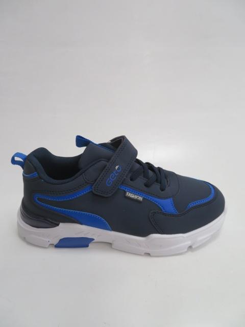 Buty Sportowe Dziecięce F731, Blue/Blue, 31-36