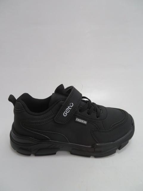 Buty Sportowe Dziecięce F731, Black, 31-36