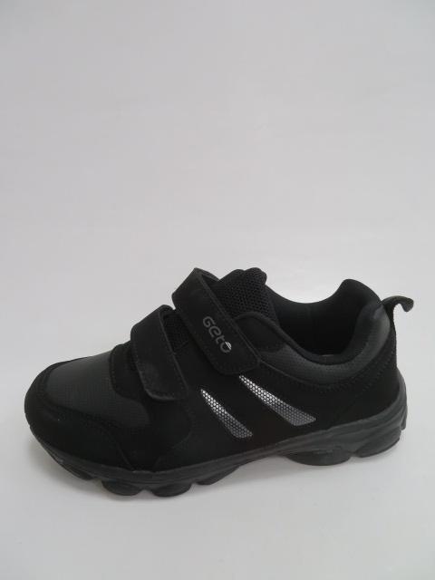 Buty Sportowe Dziecięce F733, Black, 32-37