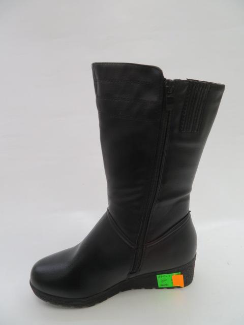 Botki Damskie 885-9, Black, 39-43