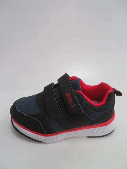 Buty Sportowe Dziecięce F726, Black, 21-26