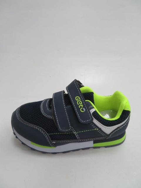 Buty Sportowe Dziecięce F667, Blue/Green, 21-26