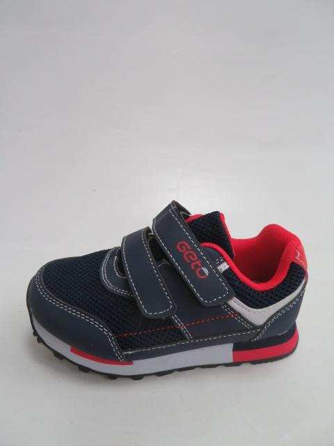 Buty Sportowe Dziecięce F667, Blue/Red, 21-26