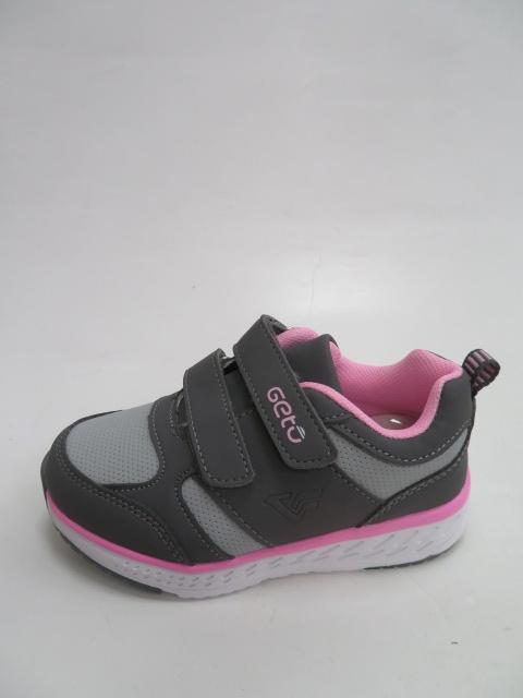 Buty Sportowe Dziecięce F726, Grey, 21-26