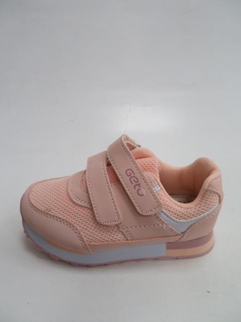 Buty Sportowe Dziecięce F667, Pink, 21-26