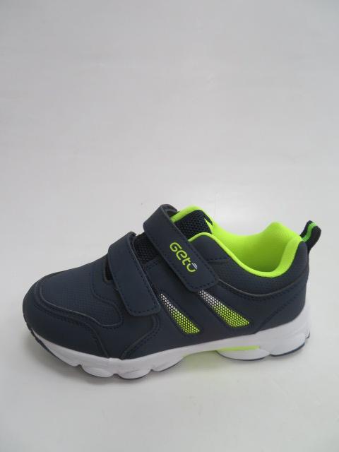 Buty Sportowe Dziecięce F732, Blue/Green, 27-32