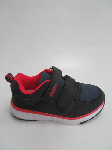 Buty Sportowe Dziecięce F728, Black, 27-32