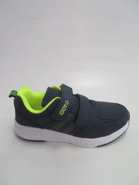 Buty Sportowe Dziecięce F729, Blue/Green, 27-32