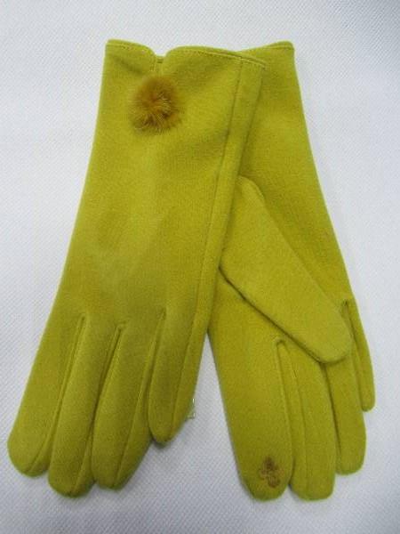 Rękawiczki Damskie DR025 MIX KOLOR M-XL