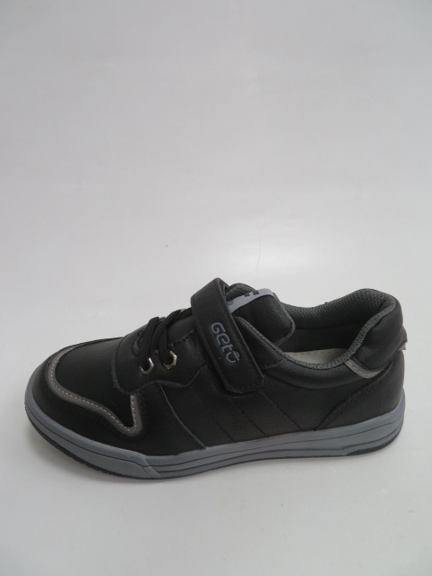 Buty Sportowe Dziecięce F750, Black, 32-36