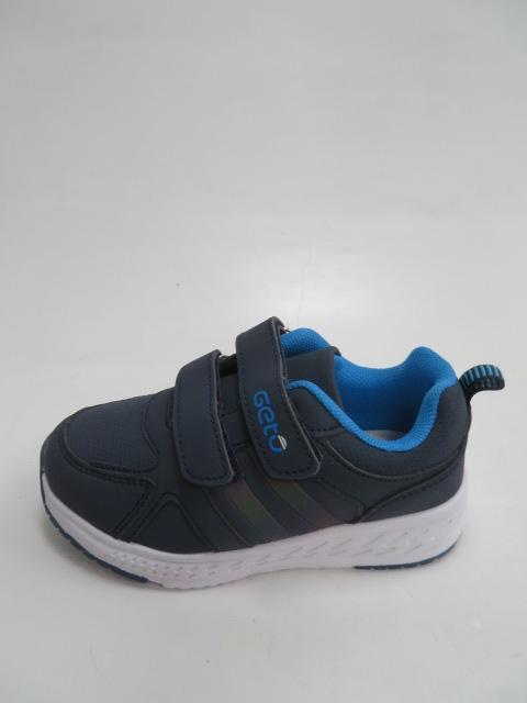Buty Sportowe Dziecięce F727, Blue/Blue, 21-26