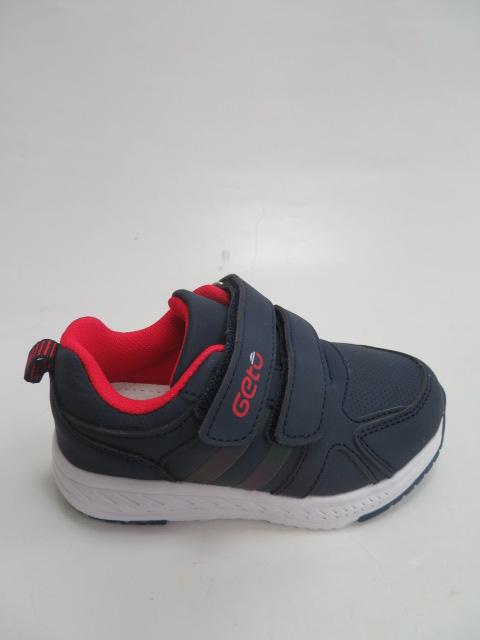 Buty Sportowe Dziecięce F727, Blue/Red, 21-26