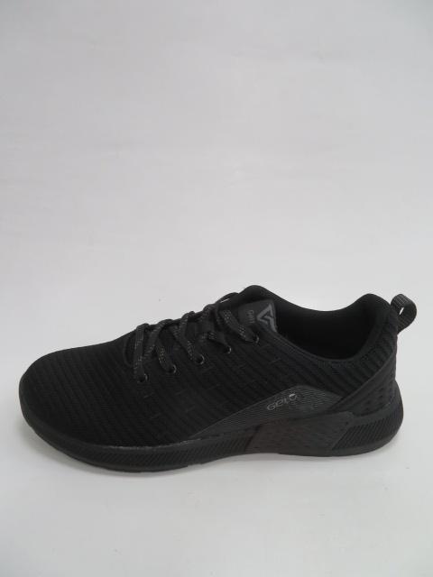 Buty Sportowe Męskie T2029, Black, 41-46