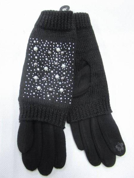 Rękawiczki Damskie BY1 MIX KOLOR STANDARD