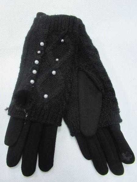 Rękawiczki Damskie CA12 MIX KOLOR M-L