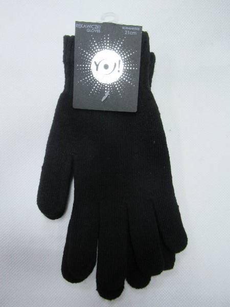 Rękawiczki Damskie MAG2 1 KOLOR 21CM