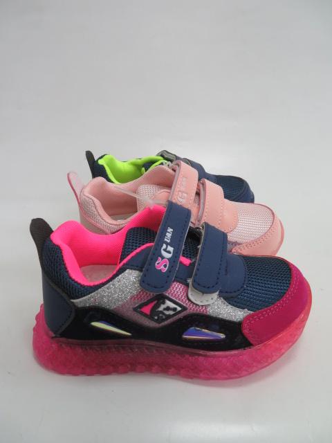 Buty Sportowe Dziecięce B723-1, Mix 3 color, 20-25