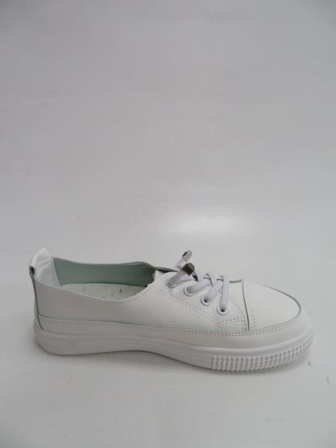 Trampki Damskie XLL-4015, White, 36-41